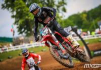 Qualifying results: EMX125 RD5 – Spain