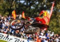 Free practice times: WMX & EMX125 – Spain